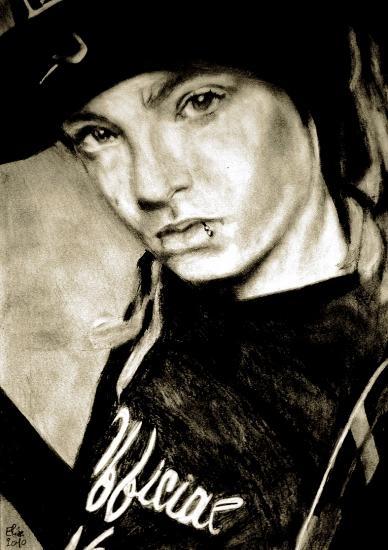 Tom Kaulitz by hanadaisuki